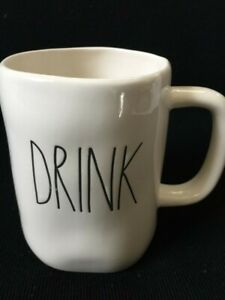 Rae-Dunn-Drink-Coffee-Mug-New