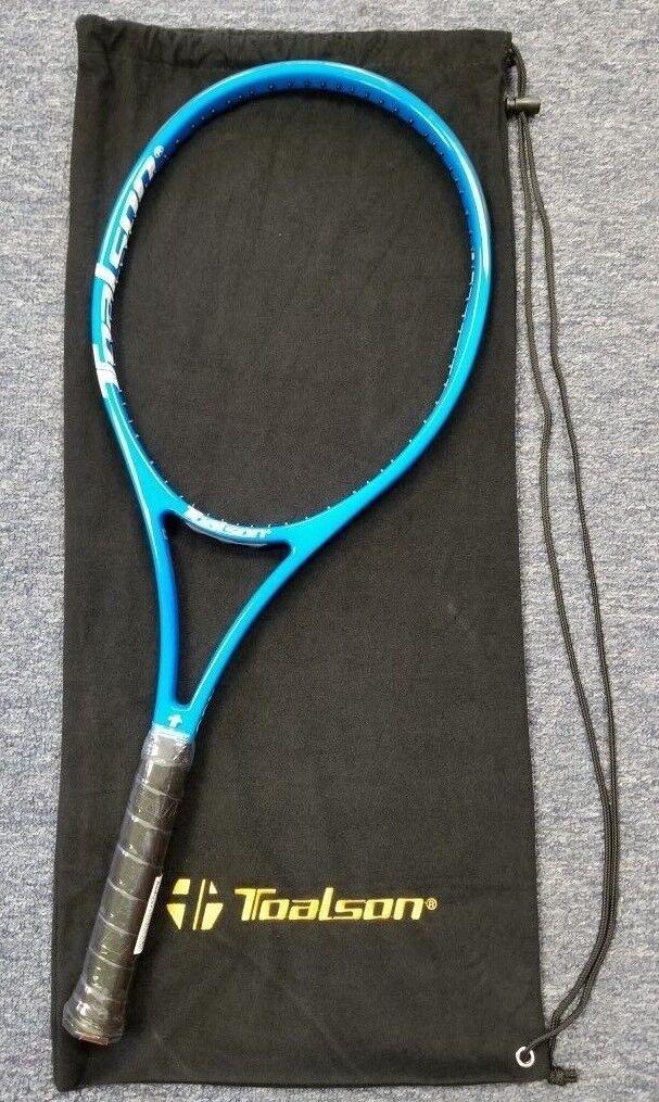 Raqueta Toalson Power Swing 400 entrenamiento tenis raqueta sin Encordar   marca famosa
