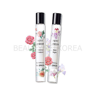 [THE SAEM] PETIT ARDOR 10ml 2 Type / eau de perfume