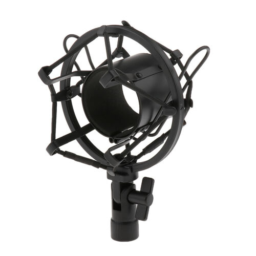 Mikrofonspinne Spinne Metall Shock mount Mikrofonhalter fuer studio Mikrofon