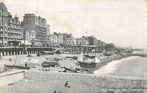 uk16229-the-promenade-brighton-real-photo-uk