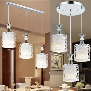 Details About Modern Ceiling Light Dinner Room Pendant Lamp Living Lighting Chandelier