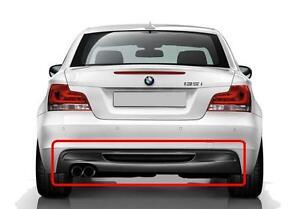 Nuevo-original-BMW-serie-1-E82-E88-M-Sport-Difusor-Trasero-8045455