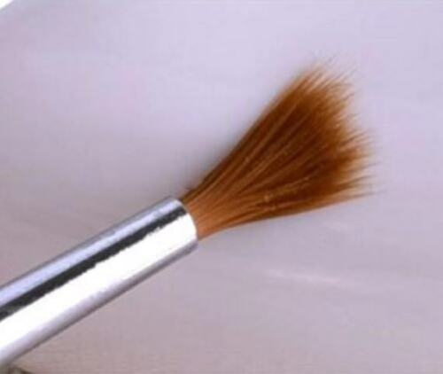 XDT#537 Artist Paint Nail Art Brush 5pc Micro Fine Detail Watercolor Acrylic