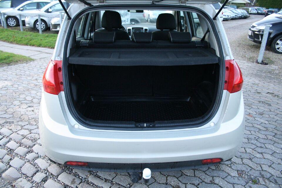 Kia Venga 1,6 CRDi 115 Active Fashion Diesel modelår 2010 km