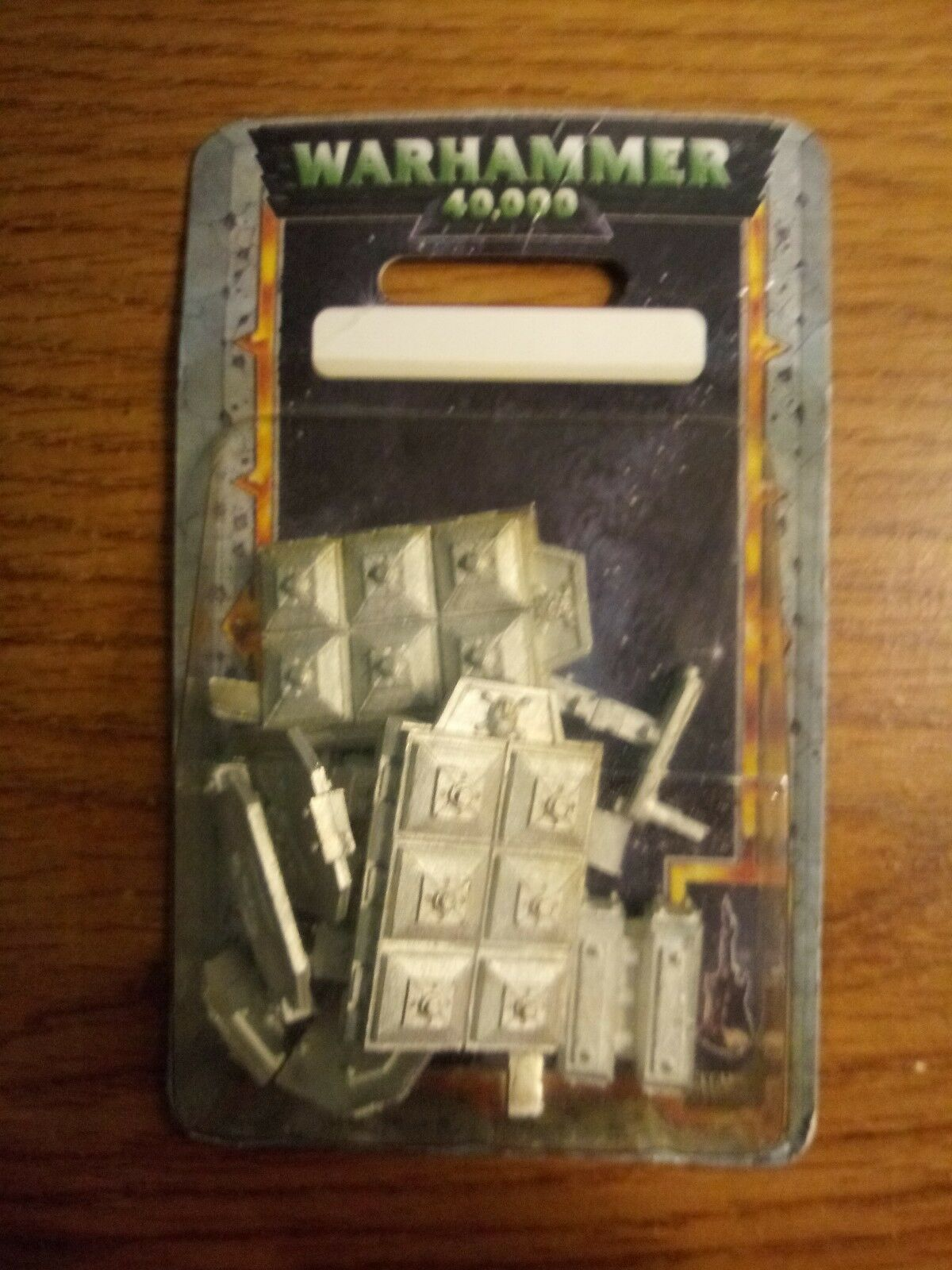 Warhammer 40k Citadel Miniatures, Upgrade for Crusader 9504D, Factory Sealed