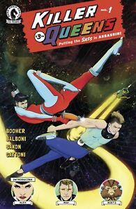 Killer Queens #1 (of 4) Comic Book 2021 - Dark Horse