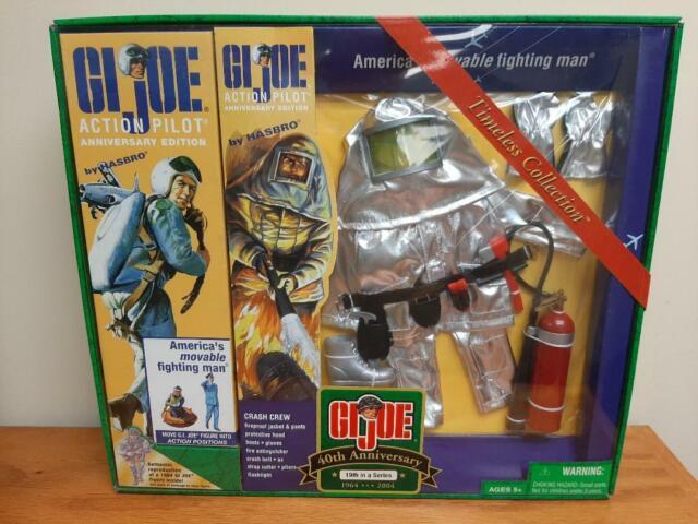 GI JOE - Timeless Series 40th Anniversary-Action Pilot