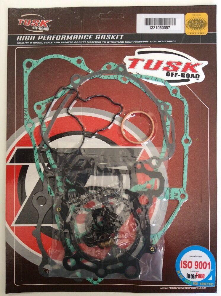 Fits Kawasaki KFX 450R 2008-2014 TUSK Top End Gasket Kit
