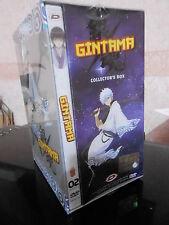 GINTAMA DVD 2 (stag.1) con Collector's Box LIMITATO e NUMERATO - NUOVO SIGILLATO