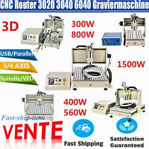 3-4-Axe-1-5KW-800W-CNC-Routeur-fraiseuse-graveur-Fraiseuse-Engraver-6040-3040-FR
