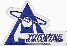 Buckaroo Banzai Patch -Yoyodyne Propulsion Systems - Aufnäher für Uniform - neu