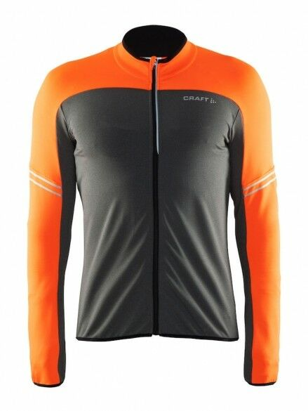 New Craft Velo Thermal Cycling Jersey Long Sleeve Men  Various Dimensiones