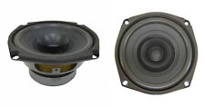 "NEW (2) 5"" Extended Range Woofer Speakers.Whizzer Dual Cone.Home Audio.8ohm.PAIR"