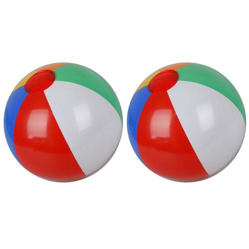 Pool Party Schwimmen Fußball Wasserball Spiel Spielzeug Aufblasbare Gummib wg