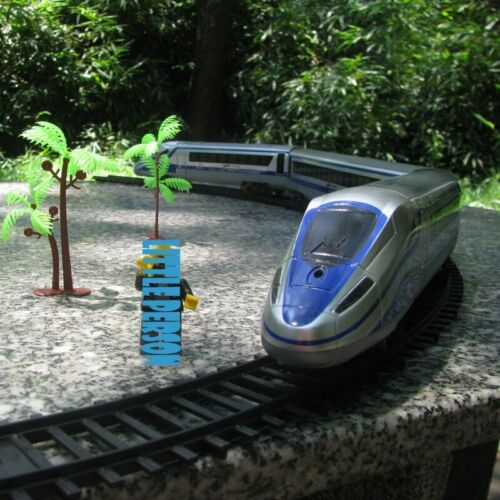 Electric Track High Speed Rail Train 2018 New Educational Toys for Children