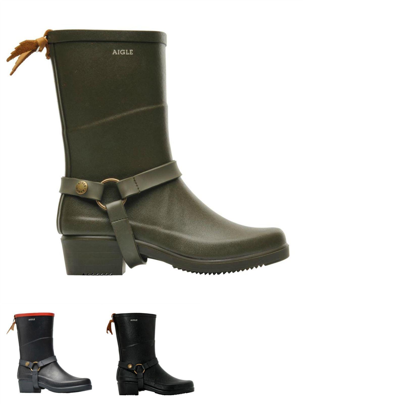 Grandes zapatos con descuento Aigle Miss Julie Womens Boots
