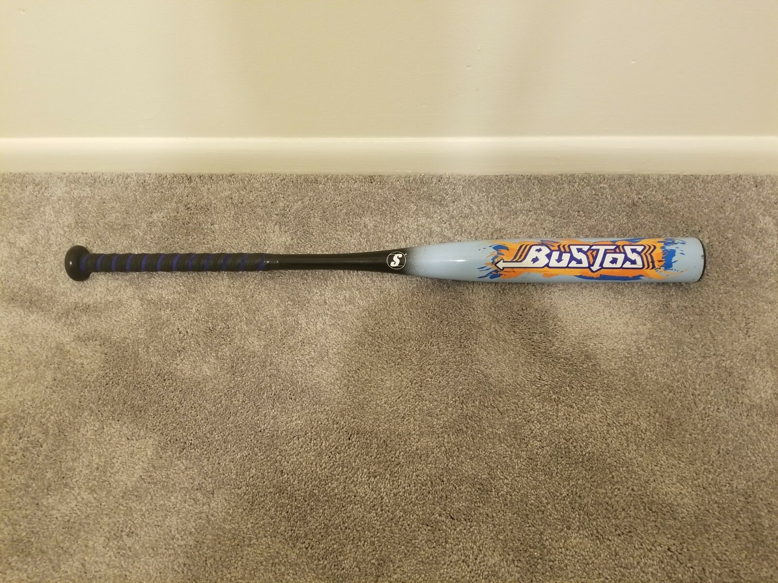 SCHUTT Bustos softball bat Trebon Technology 32 32 Technology inch and 22 oz (Made in Canada) ecaace