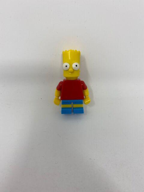 Lego Bart Simpson Minifigure from Kwik Mart set 71016 minifig NEW