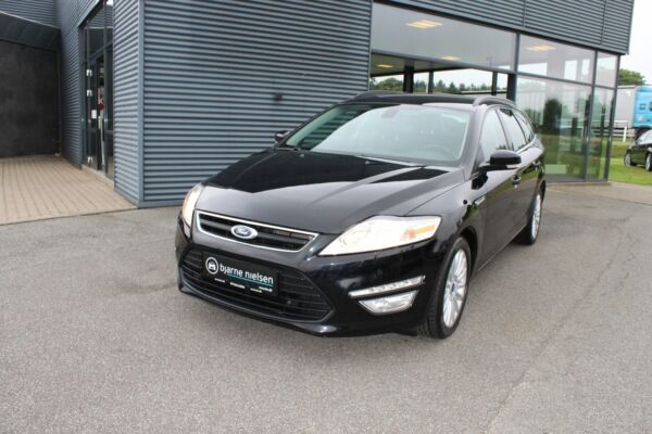 Ford Mondeo 2,0 TDCi 140 Collection stc. aut billede 2
