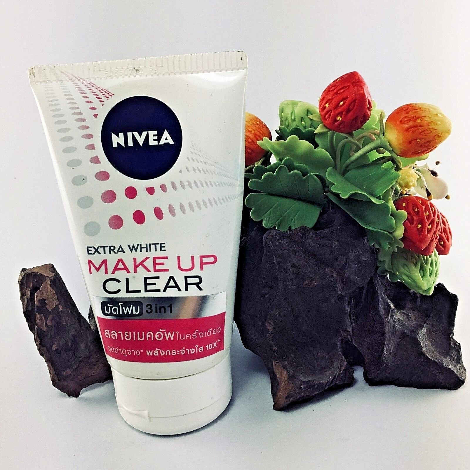 Nivea Extra White Make Up Clear 3 In1 Mud Foam 100 G 1 Pcs Ebay 2 In 100ml Norton Secured Powered By Verisign