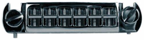 Metric Thread Wraparound Bridge for PRS-SE  Black Finish AVT2M-B TonePros