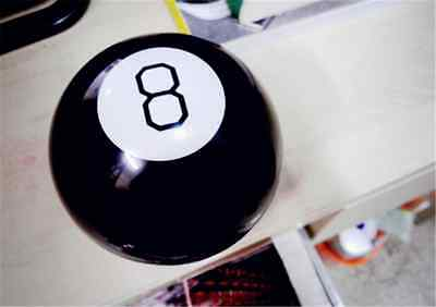 Friends Magic 8 Ball Ask Any Question Family Fun Kids Adults Party Toys Gift