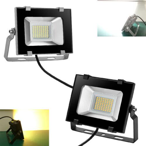 50W 100W 200W 300W 500W D5 SMD LED Fluter Außen Strahler Scheinwerfer Flutlicht