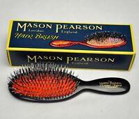 Mason Pearson Pocket Bristle & Nylon For Fine Hair - Bn4