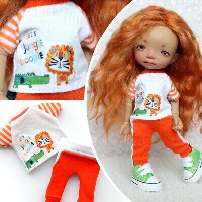 Lati Yellow//Pukifee//IrrealDoll//Nikki Britt//Darack doll pants for a doll bjd