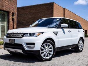 2017 Land Rover Range Rover Sport Diesel I Remote Start I 825W Sound !