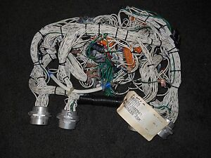 new nos jlg upright wiring harness 6512005940 image is loading new nos jlg upright wiring harness 6512005940