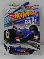 Hot Wheels Made It Epic 2016 Indy 500 100th Running 1:64 Diecast Race Car Dxy60