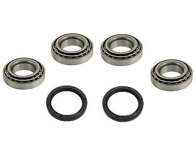 mitsubishi montero sport front wheel bearings & seals kit 1997-2004 | ebay  ebay