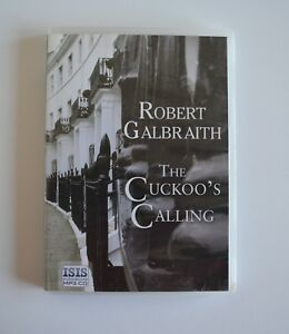 The-Cuckoo-039-s-Calling-by-Robert-Galbraith-MP3CD-Audiobook