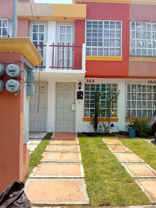 En venta bonita casa de 2 recámaras