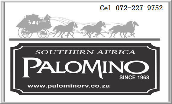 NEW 2020 Palomino SS 500  for  South Africa
