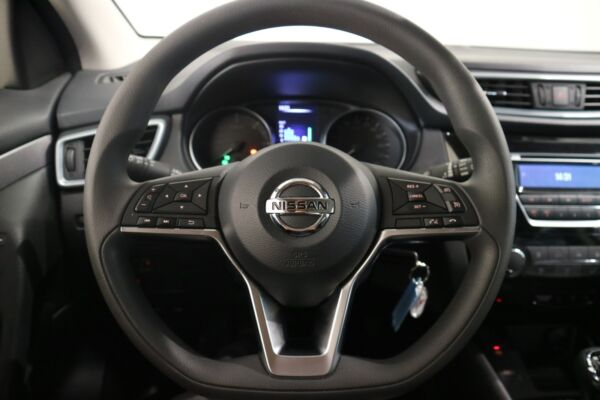 Nissan Qashqai 1,5 dCi 115 Visia - billede 3