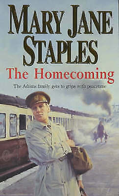 The Homecoming by Mary Jane Staples, Good Book (Paperback) Fast & FREE Delivery!