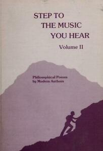 Step-to-the-Music-You-Hear-by-Schutz-Susan-Polis