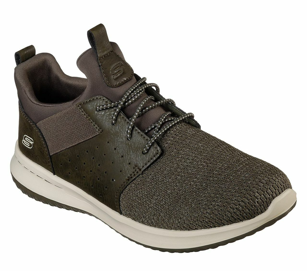 Skechers Men estados unidos Delson camben zapatillas zapatos caballero verde