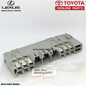 2008 lexus is 250 fuse box diagram genuine lexus gs350 gs430 is250 is350 fusible link block ...