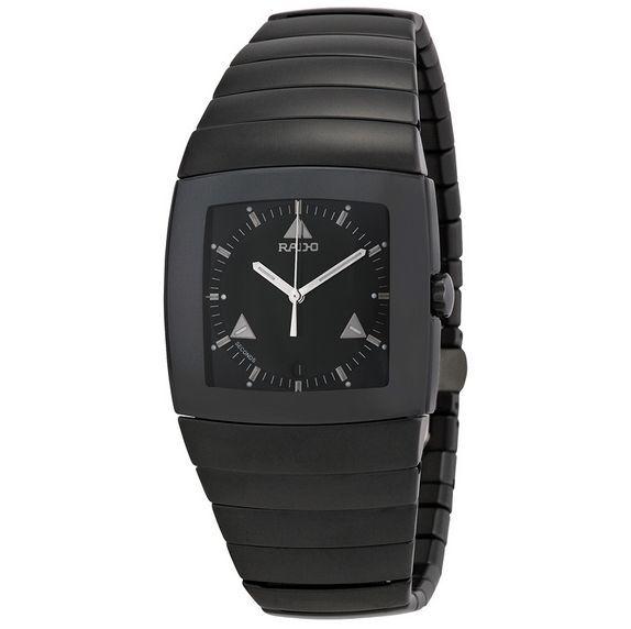 0e229fd01 Rado Sintra Black Ceramic Quartz Mens Watch R13765152 for sale ...