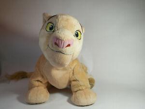 DISNEY-STORE-Nala-Cub-The-LION-KING-13-034-Plush-Stuffed-Animal-Toy-FREE-SHIP