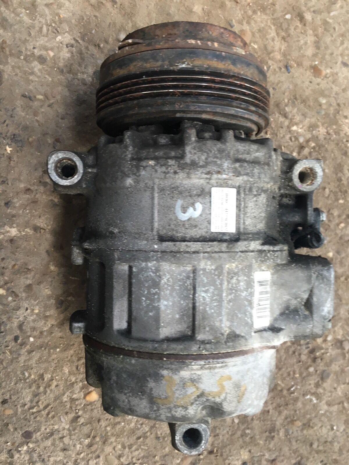 M10655 Bmw 320i Se Touring E46 2003 Air Conditioning Pump 6916232 Ebay Kompresor Seri 3 Denso