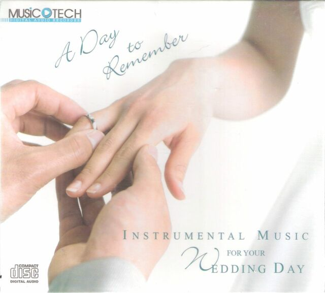 """""""A Day To Remember"""": Instrumental Arabic Music Mix Ambiance Bride Wedding day CD"""