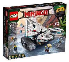 LEGO NINJAGO Lightning Jet 2017 -876 Pces Age 9-14 NEW /& FACTORY SEALED 70614