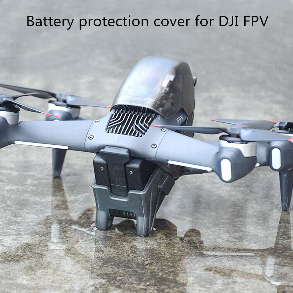 New,Battery foot pad landing gear protective battery cover *1for DJI FPV drone