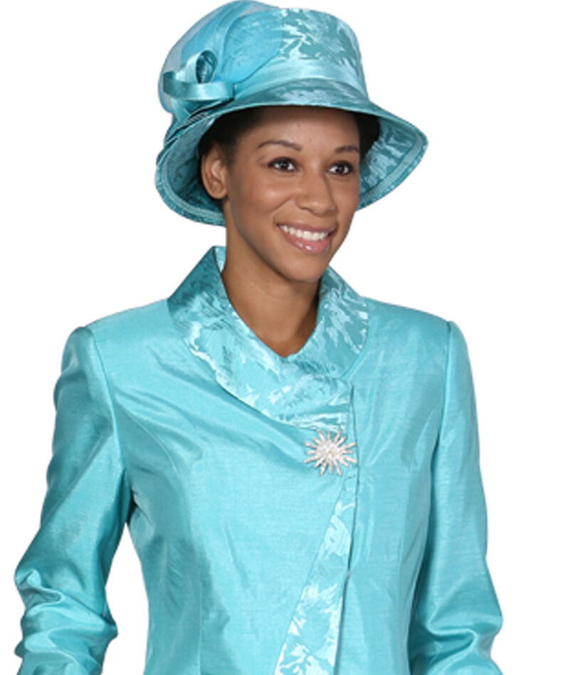 45a7eaffb9 Sunday-Best-Women-Church-Suit-Soft-Crepe-Fabric-. Size 8 10 12 14 16 18 20  22 24 26