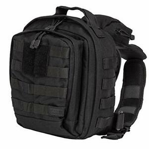 Rush Moab 6 Tactical Sling Pack Military Molle Backpack Bag, Style 56963
